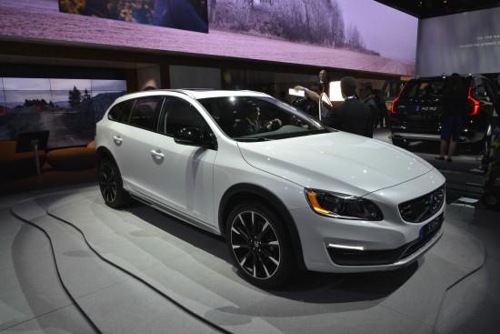 Volvo V60 Cross Country Los Angeles