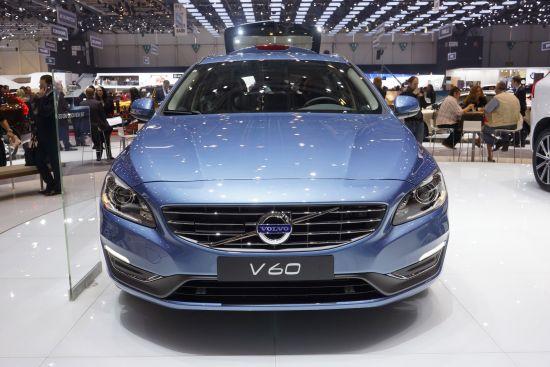 Volvo V60 Geneva