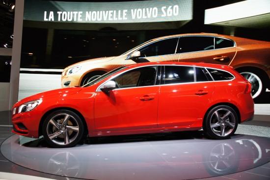 Volvo V60 Paris