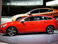 Volvo V60 Paris 2010