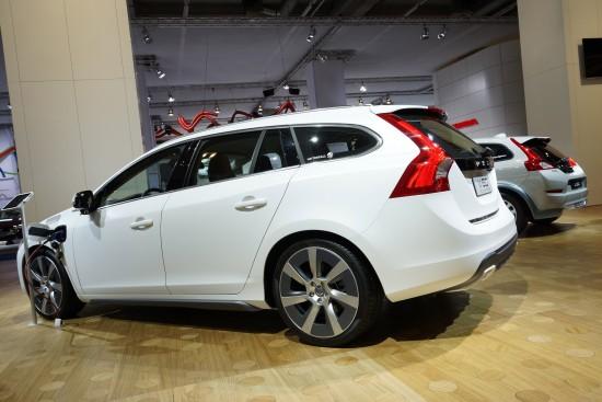 Volvo V60 plug-in hybrid Frankfurt