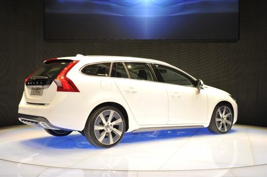 Volvo V60 Plug-in Hybrid Geneva