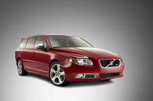 Volvo V70 R-DESIGN - загружен изысканные варианты