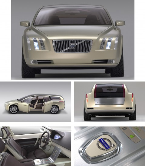 Volvo Versatility Concept Car