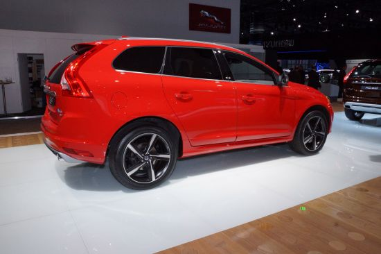Volvo X60 R-Design New York