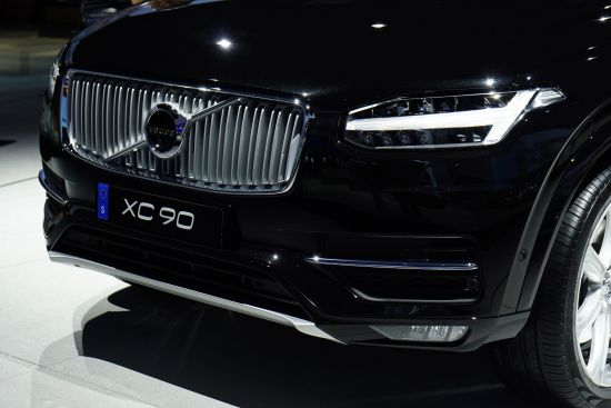 Volvo XC 90 Paris