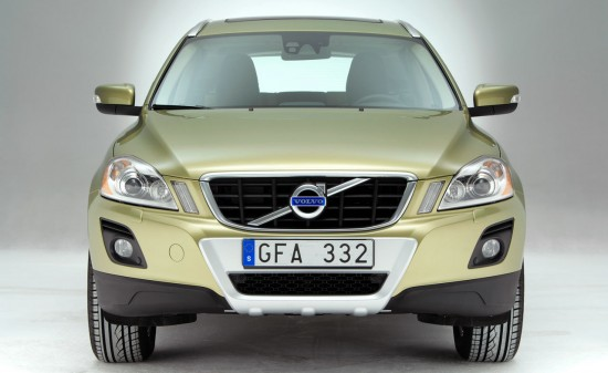 Volvo XC60 Goes On Tour