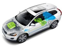 Volvo XC60 Plug-in Hybrid Concept , 10 of 14