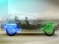 Volvo XC60 Plug-in Hybrid Concept , 12 of 14