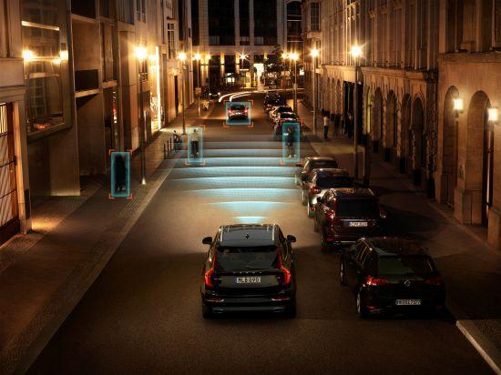 Volvo XC90 City Safety