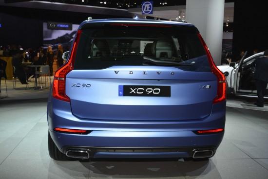 Volvo XC90 R Design Detroit