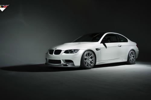Vorsteiner BMW м3 на поток фальшивых с V-ФФ 101