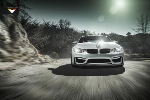 Vorsteiner GTS для BMW F82 M4 [ФОТО и ВИДЕО]