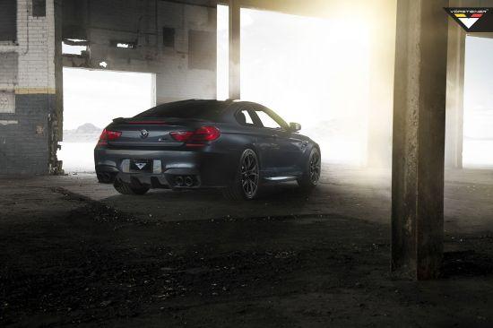 Vorsteiner BMW Gran Coupe M6