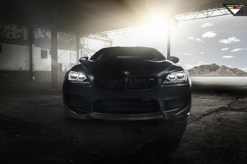 Vorsteiner показывает свою версию BMW Гран купе M6
