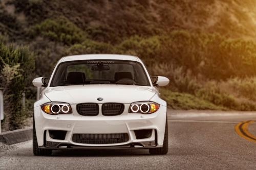 Vorsteiner BMW GTS-V 1M с новым открытый фотосессия