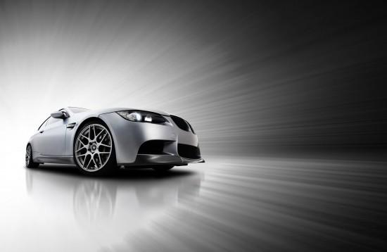 Vorsteiner BMW M3 E92 with CS-01 wheels