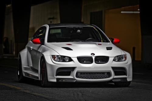 Vorsteiner BMW M3 GTRS3 Широкофюзеляжных