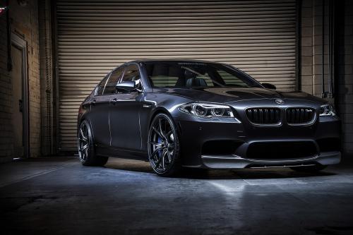 Обновление: Vorsteiner BMW М5 Ф10 фотосессии