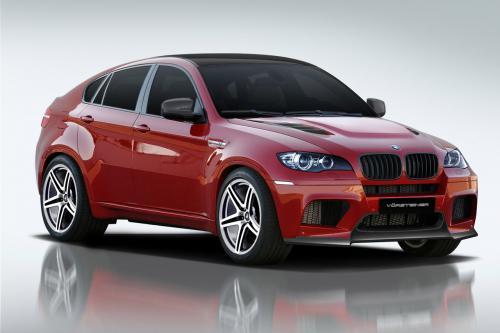Vorsteiner restyles M-powered BMW X6