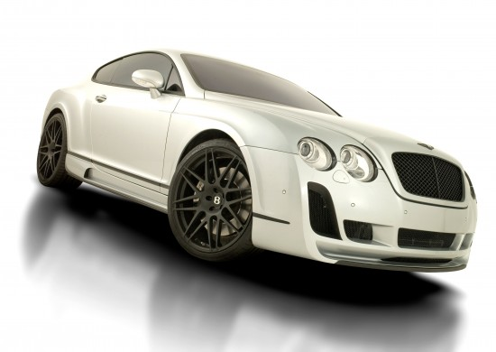 2010 Vorsteiner Bentley Continental BR9 Edition
