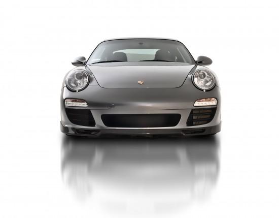 2010 Vorsteiner VGT Porsche Carrera