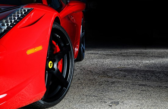 Vorsteiner Ferrari 458 Italia VS-130