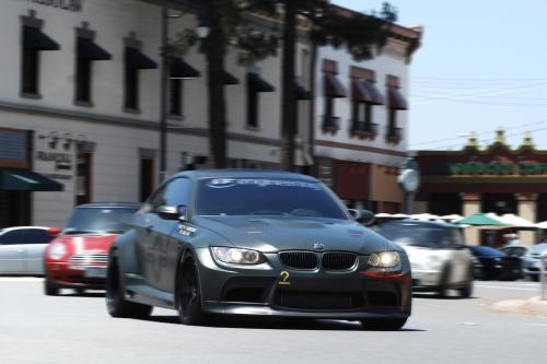 Vorsteiner BMW M3 GTRS3 в Токио седан 2011