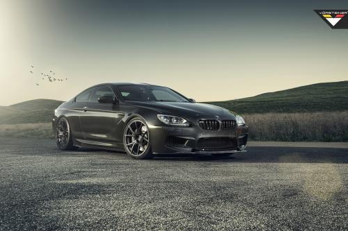 Vorsteiner GTS с-V и BMW М6 от f13
