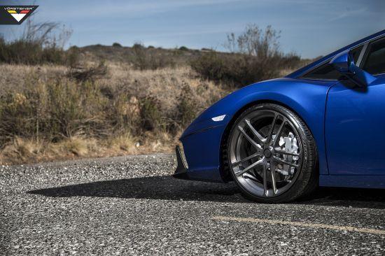 Vorsteiner Lamborghini Gallardo Renazzo front piece