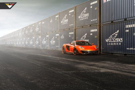 Vorsteiner McLaren MP4-VX Volcano Orange