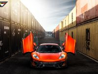 Vorsteiner McLaren MP4-VX Volcano Orange , 1 of 10