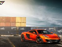 Vorsteiner McLaren MP4-VX Volcano Orange , 3 of 10