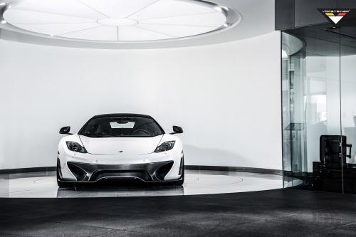 Vorsteiner McLaren MP4-VX открыл [видео]