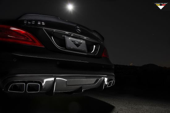 Vorsteiner Mercedes-Benz CLS 63 AMG photo shoot