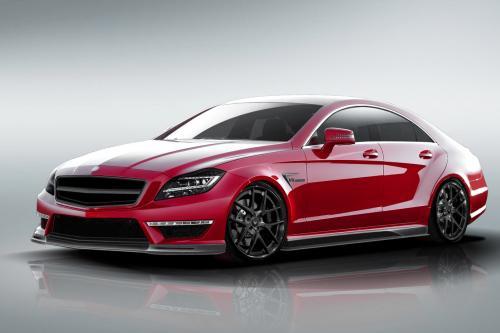 Vorsteiner добавляет Mercedes-Benz CLS 63 AMG