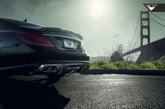 Vorsteiner Mercedes-Benz CLS63 AMG