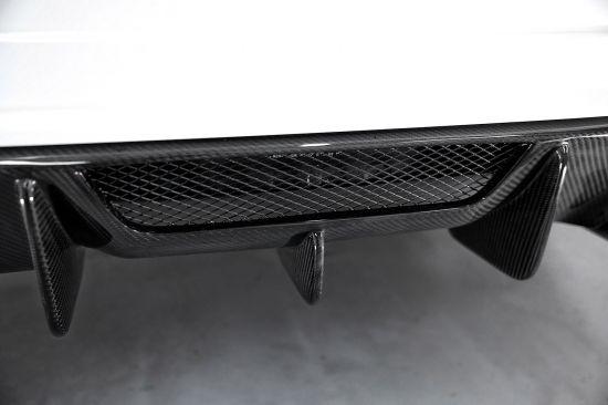 Vorsteiner Mercedes C63 AMG