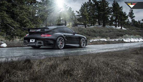 Vorsteiner Porsche 997 V-RT Edition 911 Turbo