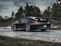 Vorsteiner Porsche 997 V-RT Edition 911 Turbo, 6 of 20