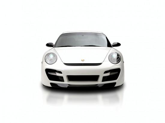 Vorsteiner Porsche 997 V-RT Edition Turbo