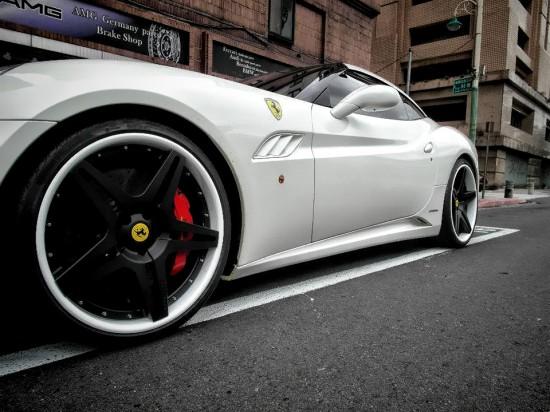 Vorsteiner V-309 Ferrari California