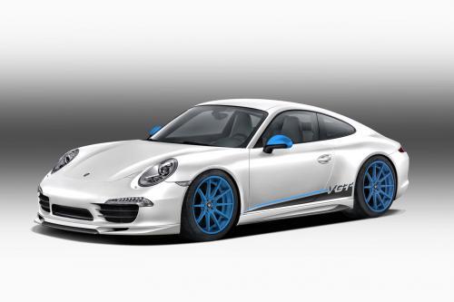 Vorsteiner V-GT, Porsche 991 купе