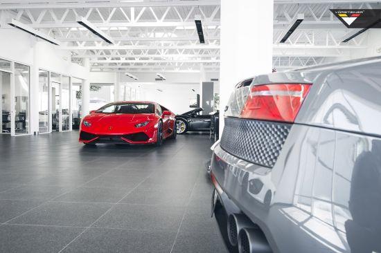Vortsteiner Lamborghini Huracan LP 610-4