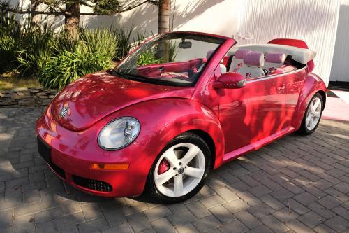 Volkswagen Beetle Convertible Барби Edition