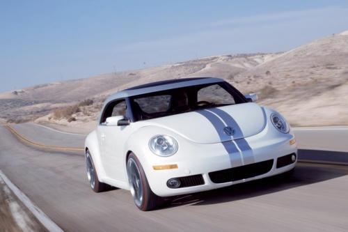VW Beetle Ragster