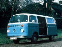 Volkswagen Camper Van 1974