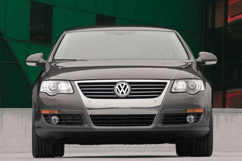VW Passat 3.6 Л