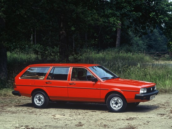 VW Passat II