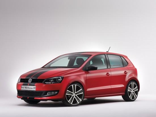 Volkswagen Polo Wörthersee 09 Concept